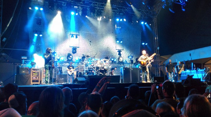 Dave Matthews Band Perth April 13th 2014