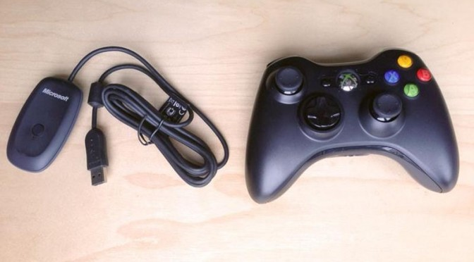 Xbox 360 Wireless Gaming Receiver for Windows - Windows 7 ...