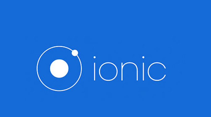 Getting Ionic framework up and running on Ubuntu 14.04